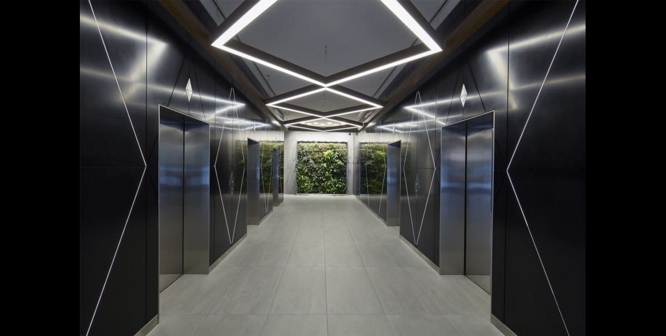 5 Queens Rd Lift Lobby